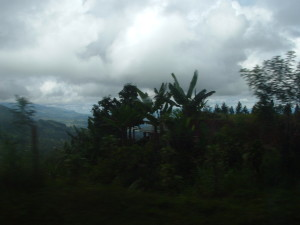 Costa Rica country view