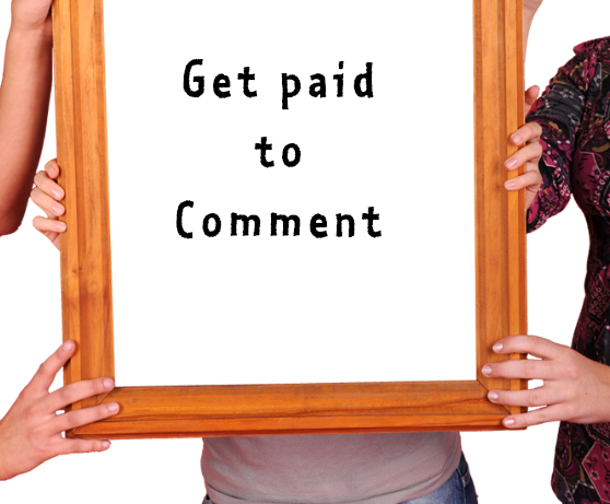 Get Paid to Comment on Blogs