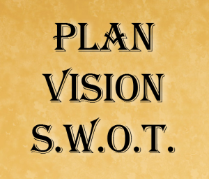 Freelance writer plan, vision, S.W.O.T.